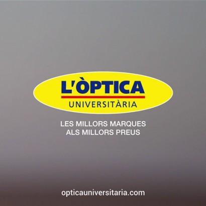 Icono arnette i òptica universitària